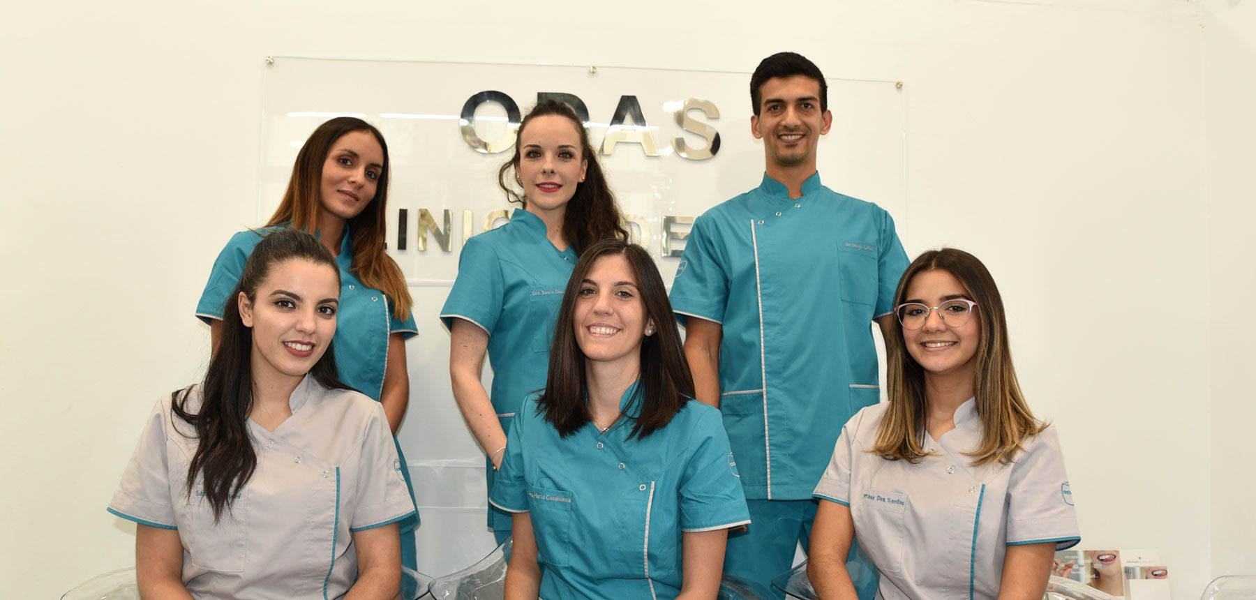 Clínica dental Odas Barcelona foto slider